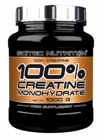100% Pure Creatine Monohydrate (1 kg)